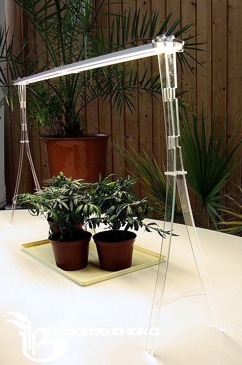 LED подсветка для рассады и цветов «Люмос-Эко PW Биотехника®»